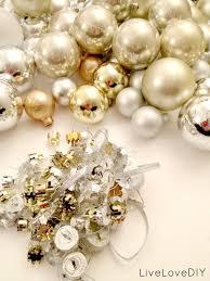 decor large size livelovediy diy christmas ornaments