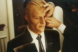 max headroom the definitive history of the s digital icon max headroom make up and design images