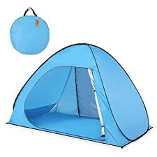 <b>Lixada</b> Automatic <b>Pop</b> Up <b>Beach Tent Sun Shelter</b> Cabana for 2-3 ...