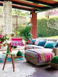 design boho chic furniture