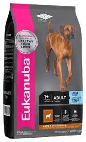 <b>Корм</b> для собак <b>Eukanuba</b> для здоровья кожи и шерсти, ягненок с ...