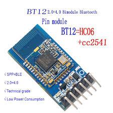 <b>BT12</b> with <b>Bluetooth Bluetooth</b> dual-mode serial port BLE4.0 +2.0 ...