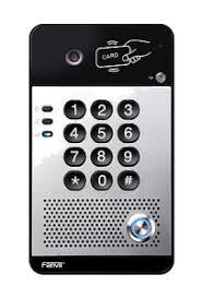 Hardware - VoIP Phones - Fanvil - SIP door phones - First Telecom