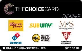 Restaurant Gift Cards - Buy Online | GiftCardMall.com