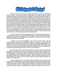 reflective essay on a teacher   essay topicsdirections for the reflective essay on being a teacher