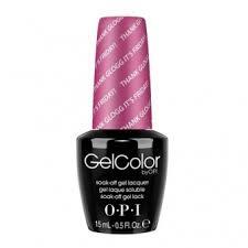 <b>OPI Gel Color</b> Thank Glogg <b>Its</b> Friday!