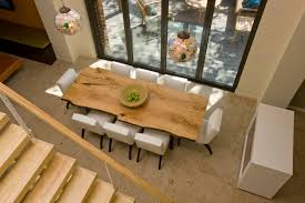 solid wood dining table design home real