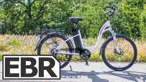 DJ Bikes DJ <b>City Electric Bike</b> Video Review - $1.4k Affordable ...