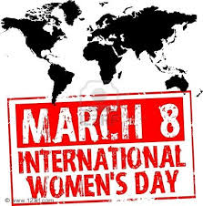 Image result for official logo of International Women's Day is the symbol of Venus