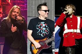 Motley Crue, Blink-182, <b>Iron Maiden</b> Lead <b>Rock</b> Hall Fan Vote