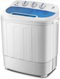 &Spiner Compact <b>Portable Mini Washing Machine</b> 8lbs 13Lbs Semi ...
