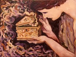 Image result for pandora's box greek myth