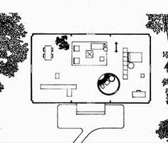 Glass houses  House plans and Philip johnson on Pinterestphilip johnson glass house floor plan hd   pictures top home apartments photo modern glass house plans