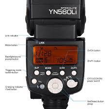 Вспышка <b>YongNuo Speedlite YN560Li</b> | Вспышки для ...