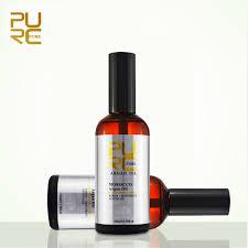 <b>PURC</b> on sale Moroccan argan oil repair damaged hair for moisture ...
