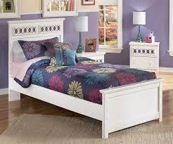 ashley furniture zayley twin size panel bed b131 series wonderland girls bedroom furniture ashley furniture bedroom photo 2