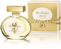 <b>Antonio Banderas Her Golden</b> Secret Eau De Toilette 80 Ml Reviews