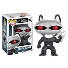 <b>Funko POP</b>! Heroes – DC Comics: <b>Black Manta</b> – Goblin Games