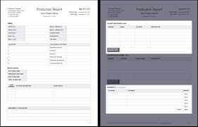 the daily production report explained template daily production report template tear sheet studiobinder