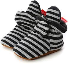Mybbay Newborn Baby Boy Girl Soft Fleece Booties ... - Amazon.com