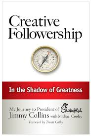creative followership in the shadow of greatness jimmy collins creative followership in the shadow of greatness jimmy collins michael cooley 9781929619481 com books