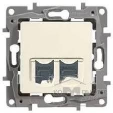 <b>Розетки</b>, выключатели и аксессуары <b>Legrand 672355</b> Двойная ...