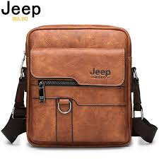<b>JEEP BULUO</b> Luxury <b>Brand Men</b> Messenger Bags Crossbody ...
