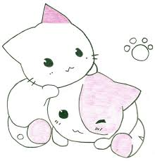 <b>Funny Cat</b> Pictures | Cute anime cat, Cat and dog drawing, <b>Cute cat</b> ...