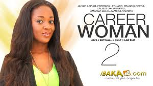 career w latest nollywood movies