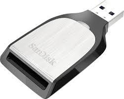 <b>SanDisk Extreme PRO</b>® External memory card reader USB 3.0 Black