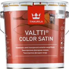 <b>Tikkurila Valtti</b> Color Satin | <b>Tikkurila</b>