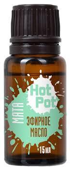 <b>Масло эфирное Hot Pot</b> Мята 15мл 32264 купить в Москве по ...