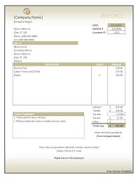 invoice template example printable of invoices templates sanusmentis sample invoice template best bu