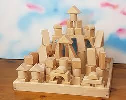 <b>Wooden toy blocks</b> | Etsy