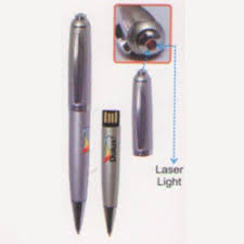 Pen Cum <b>Pen Drive</b> with Laser <b>Light</b> at Rs 350 /piece(s) | <b>Pen Drive</b> ...