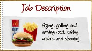 getting a money making part time job video dailymotion get a mcdonald s application and a crew member job
