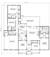 images about Ranch Floor Plans on Pinterest   Ranch Floor    Country Ranch House Plan