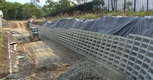 Small Picture Retaining Solutions Precast Concrete Crib Retaining Walls