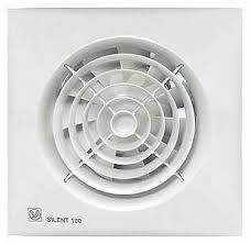 Вытяжной <b>вентилятор</b> Soler & Palau <b>SILENT</b>-100 CZ 8 Вт ...
