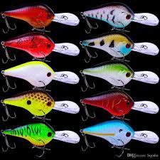 3D Crank Lures 11g/<b>9.5cm</b> High Quality Fishing Lure 6# Hook ...