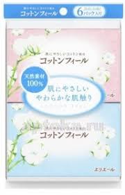 <b>Elleair</b> cotton feel <b>салфетки бумажные</b> (платочки) n10х6 - цена ...