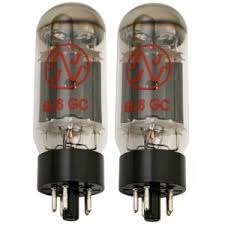 <b>Лампа</b> электронная <b>6L6</b> GC пара | YERASOV music corp.