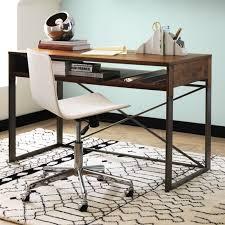 saic little wave desk cb2 cb2 office
