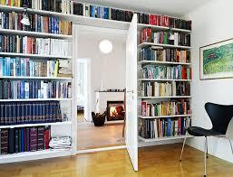 wall divider ideas waplag furniture simple design feminine bookshelves with door separator room full bookcase reading bookcase lighting ideas