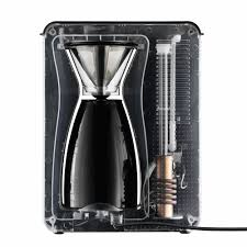 Bodum Bisto Pourover - See Through Design
