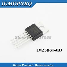 2PCS LM2596T-5.0 DC-<b>DC 5V TO</b>-220 Voltage Regulator IC