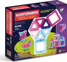 <b>Magformers Магнитный конструктор</b> Pastelle 30 — купить в ...