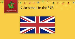 Christmas in the United Kingdom/Great Britain -- Christmas Around ...
