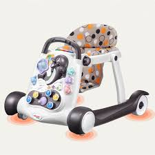 Safety <b>baby walker</b> anti rollover <b>multi function</b> with music baby 6/7 ...