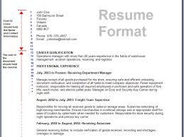 extraordinary resume formet resume communications specialist resume format amp write the best resume enchanting resume format